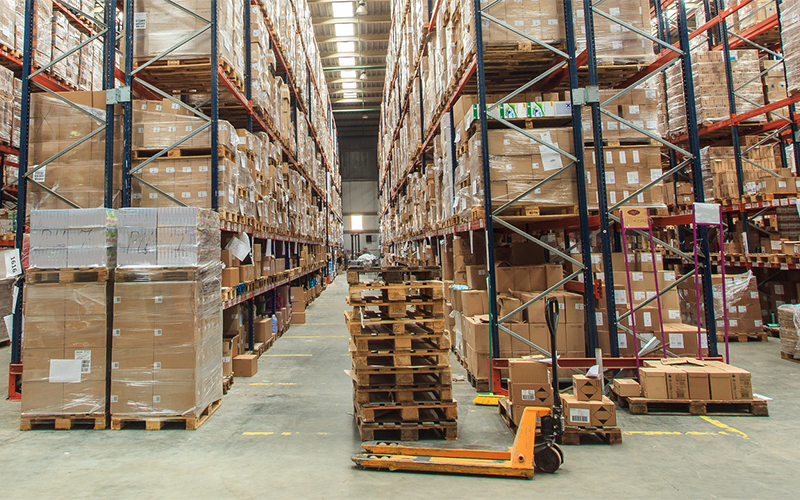 247 Auto Sales >> Warehouse Management - Supply Chain 24/7 Topic