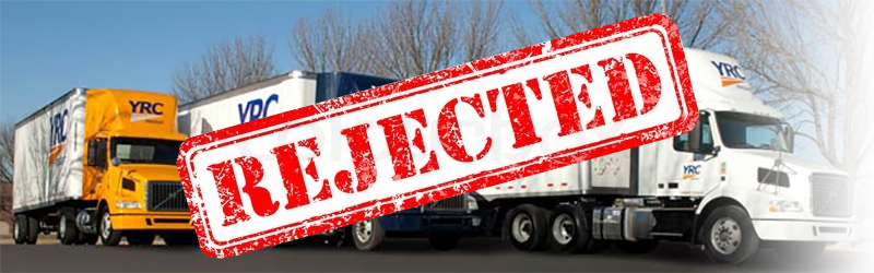 Teamsters Overwhelmingly Reject YRC Contract Extension