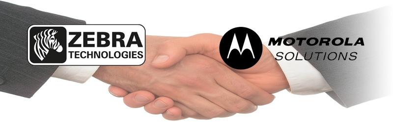 Zebra Technologies to Acquire Enterprise Business from Motorola