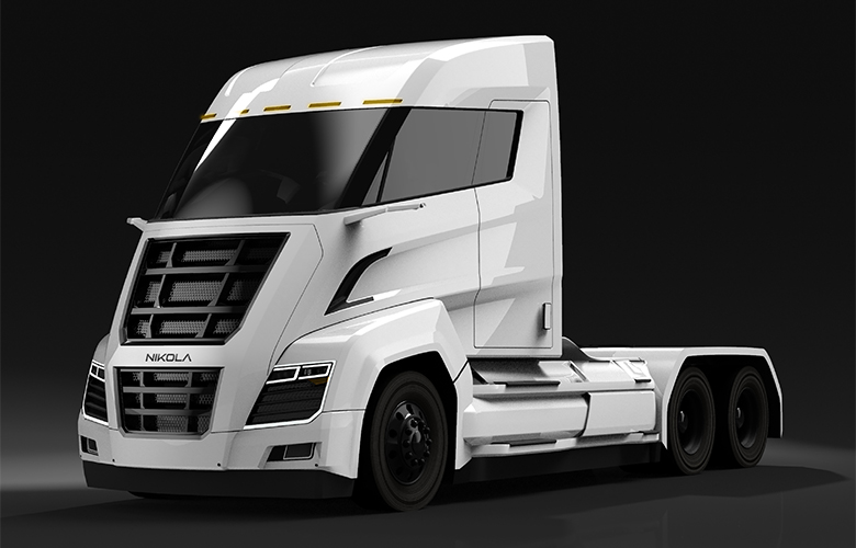 Anheuser Busch Orders 800 Hydrogen Electric Powered Semi Trucks From