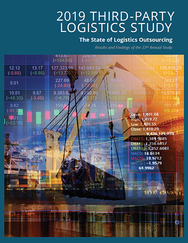 2019 Third-Party Logistics Study: The State of Logistics