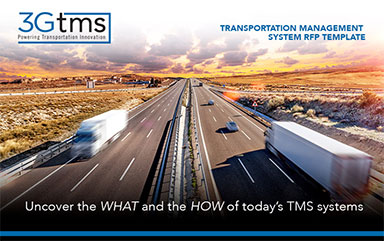 2018 RFP Template for Transportation Management Systems - Supply