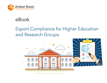 The Road To Higher Education With >> Export Compliance For Higher Education And Research Groups Supply