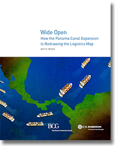 How the Panama Canal Expansion Is Redrawing the Logistics Map ...