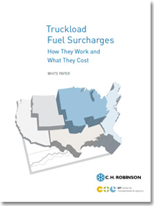 Truckload Fuel Surcharges How They Work What They Cost Supply - What is fuel surcharge