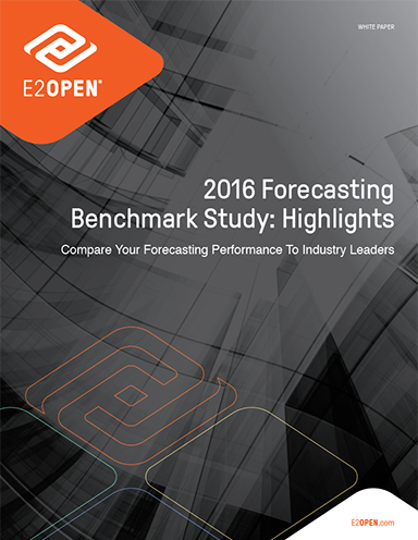 Forecasting Benchmark Study - Supply Chain 24/7 Paper