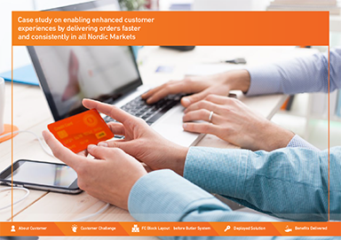 Enable Enhanced Customer Experiences by Delivering Orders Faster and