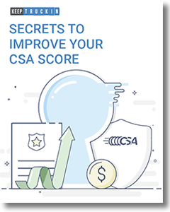 Secrets to Improve Your CSA Score - Supply Chain 24/7 Paper