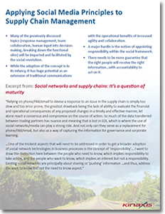 Applying social media principles to supply chain management supply view download fandeluxe Image collections