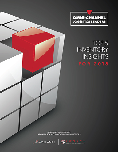 Omni-Channel Logistics Leaders: Top 5 Inventory Insights