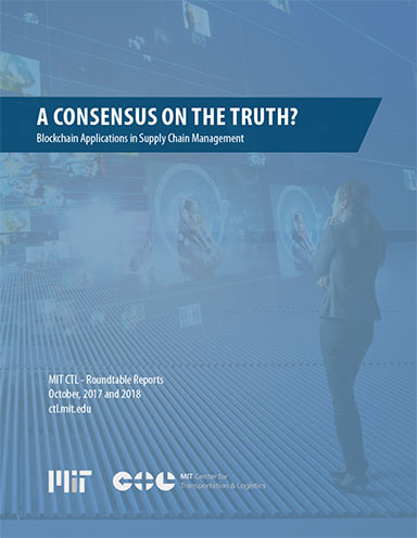 A Consensus On The Truth? Blockchain Applications in Supply