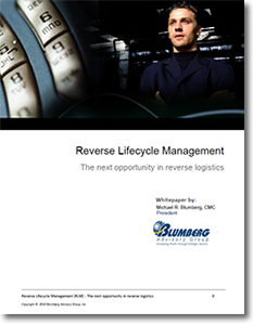 reverse logistics research paper The purpose of this thesis paper is to introduce the reader to the practice of reverse  a review of recent reverse logistics research is necessary in order to position this supply chain.