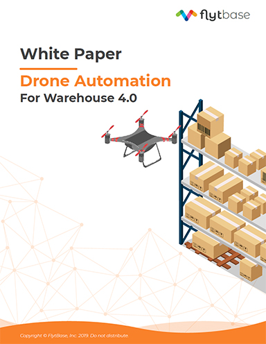 Drone Automation for Warehouse 4 0 - Supply Chain 24/7 Paper