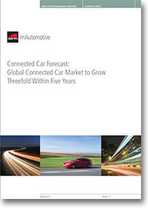 Connected Car Forecast Global Connected Car Market To Grow