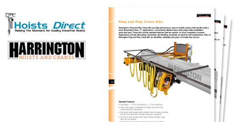 Hoist Direct Sells Harrington Hoists