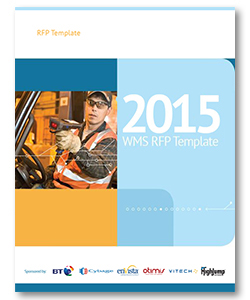 The 2015 Warehouse Management System (WMS) RFP Template - Supply