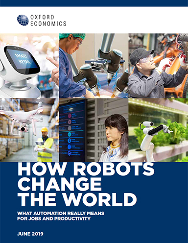 How Robots Change the World - Supply Chain 24/7 Paper