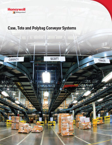 Case, Tote & Polybag Conveyor Solution Systems - Supply