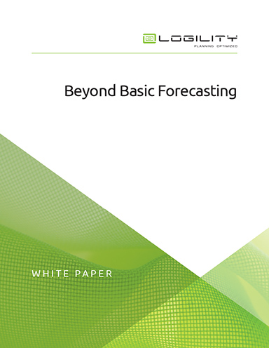 Beyond Basic Forecasting - Supply Chain 24/7 Paper