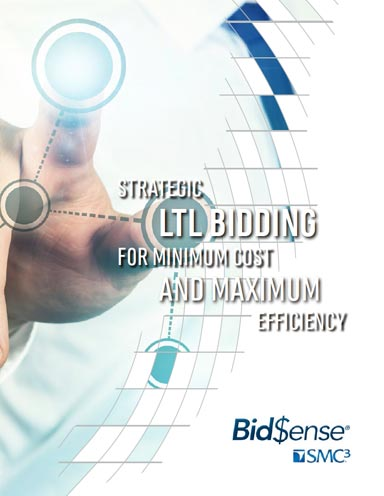 Strategic Ltl Bidding For Minimum Cost Maximum Efficiency Supply