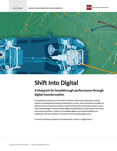 Shift into digital a blueprint for breakthrough performance view download malvernweather Images