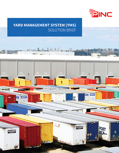 Solution Brief: Yard Management System - Supply Chain 24/7 Paper