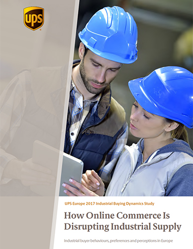 How Online Commerce Is Disrupting Industrial Supply - Supply